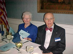 Harry G. Taylor, Jr. with wife Ginny - Member since 1994